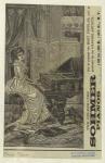 The celebrated Sohmer pianos.