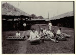 Native gombolong [i.e. gamelan] musical instruments, Java.