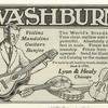Washburn : the world's standard.