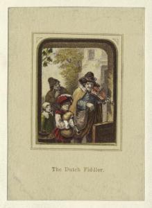 The Dutch fiddler.