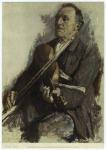 Violin from Horní Lužice.