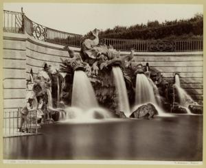 Cascata di Caserta. Digital ID: 833411. New York Public Library