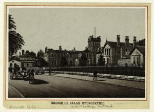 Bridge of Allan Hydropathic.
