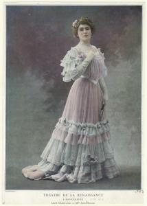 ladversaire   lucie chantraine    mlle  jane heller   1913