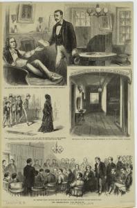 The Beecher-Tilton case.