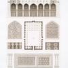 Mosquée de Thelây Abou-Rezyq: plan, élévation et détails (XIIe. siècle)