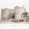 Principale porte de la citadelle. Bâb El-A'zab (XIIIe. siècle)