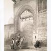 Porte du palais du soultan Beybars (XIIIe. siècle)