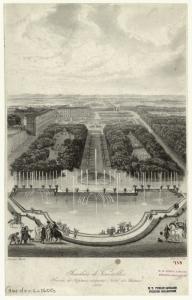 Jardins de Versailles.