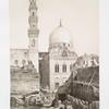 Mosquée et tombeau d'El-Ghoury (XVIe. siècle)