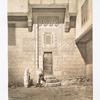 Beyt El-Emyr, porte extérieure du harem (XVIIe. siècle)
