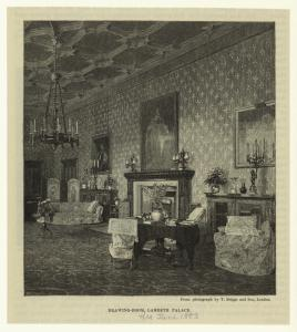 Drawing-room, Lambeth Palace.