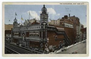 The Hippodrome, New York City.