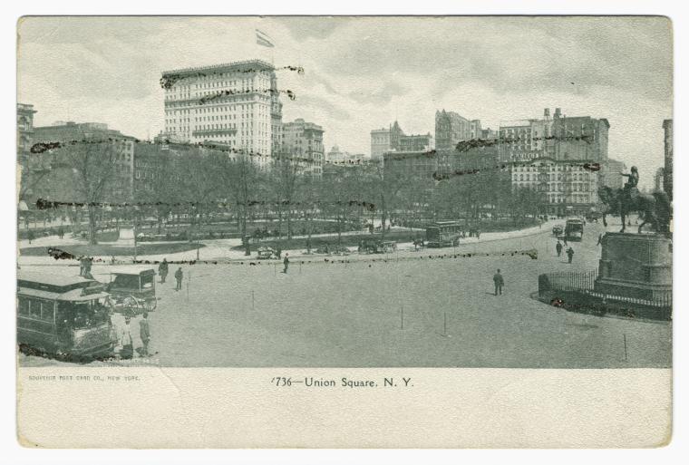 Union Square, N. Y.