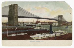 Brooklyn Bridge, N. Y.