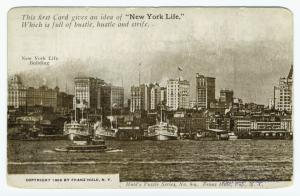 [New York City skyline, 1906.]