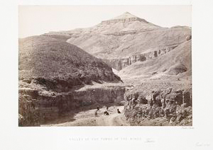 Valley of the Tombs of the Kings, Thebes