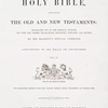 The Queen's Bible, Vol. II, [Title page]