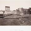 Ruins of the Temple of Baal, Baalbec