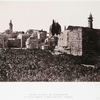 Waste places in Jerusalem, between Mount Zion & the Holy Temple