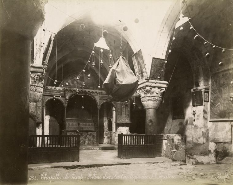 This is What Church of the Holy Sepulchre Looked Like  in 1894