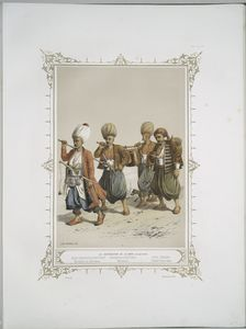 La Distribution de La Soupe (a... Digital ID: 85578. New York Public Library