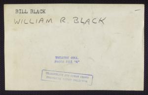 William R. Black