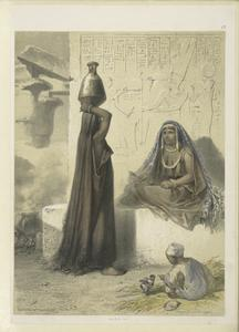 Women of middle Egypt
