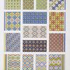 Architecture: ornementation des plafonds : formes primitives de la XIIe. à la XXIIe. Dynastie [d won't stay lowercase]