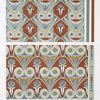 Architecture: ornementation des plafonds : bucrânes (nécropole de Thèbes -- XVIIIe. à XXe. dynasties)