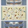 Architecture : ornementation des plafonds (Memphis & Thèbes -- XVIIIe. à XXXe. dynasties)