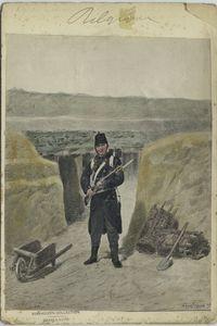 Sapeur. 1896