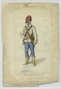 Husar, 1700