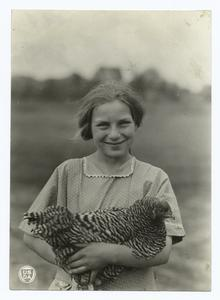 A Member of the Poultry Club. Digital ID: 92240. New York Public Library