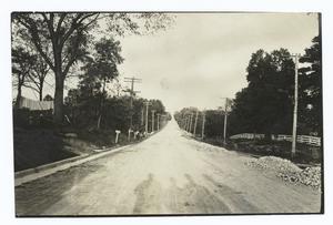 The Cumberland Road, Richmond, Indiana.