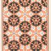 Marmor Mosaik als Wandbekleidung in der Moschee Gismahs zu Kairo