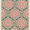 Mosaik-Wandverzierung in der Moschee Lashar zu Kairo