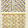 13. Plafond du Tombeau D'anna (n° 81), 14. Plafond du Tombeau de Menkheper (n° 79)
