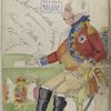Title pages] Uniformen der Nederlandsche Troepen gedurende de Periode (Willem V) 1775-1795.; Willem V in uniforme van Garde du Corps. 1790
