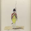 Regiment Dundas R.S. 2 (Grenadier), Schotsche Brigade. 1775