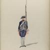 Regiment Zwitsers-I Esscher. 1775