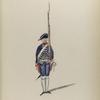 Regiment Zwitsers-II Bousquet. 1775