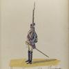 Regiment Dragonders van  Bylandt.  (Waalsch). 1775