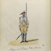 Regiment Oranje Karabiniers no. 2. 1775