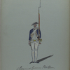 Regiment Grenadiers Wallen. 1784