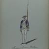 Regiment Grenadiers Wallen. 1784