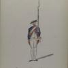 Infanterie Regiment Prins Saxen-Gotha.  1784