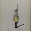 Cavalerie Regiment Stöcken. 1784