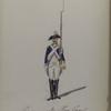 Dragonder Regiment Hessen-Cassel.  1784