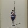 5 Regiment Zwitsers de Sturler. 1784